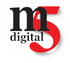 m5digital logo