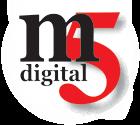 m5digital logo